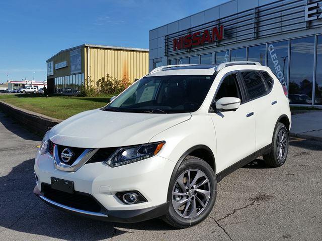 2016 nissan rogue sl white experience nissan new car. Black Bedroom Furniture Sets. Home Design Ideas