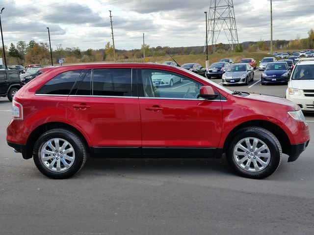 2010 ford edge limited awd brantford ontario used car. Black Bedroom Furniture Sets. Home Design Ideas