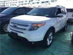 2014 Ford Explorer Limited, NAVIGATION, LEATHER, SUNROOF in Mississauga, Ontario