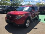 2014 Ford Explorer Limited,NAVIGATION,LEATHER,SUNROOF in Mississauga, Ontario