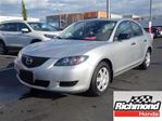 2005 Mazda MAZDA3 GX! 6 Months Limited Powertrain Warranty Included! in Richmond, British Columbia