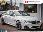 2015 BMW M3 Sedan DCT, Carbon Fibre only 4000km! in Ottawa, Ontario