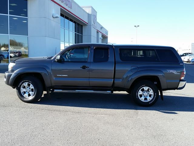 2011 toyota tacoma trd belleville ontario used car for. Black Bedroom Furniture Sets. Home Design Ideas