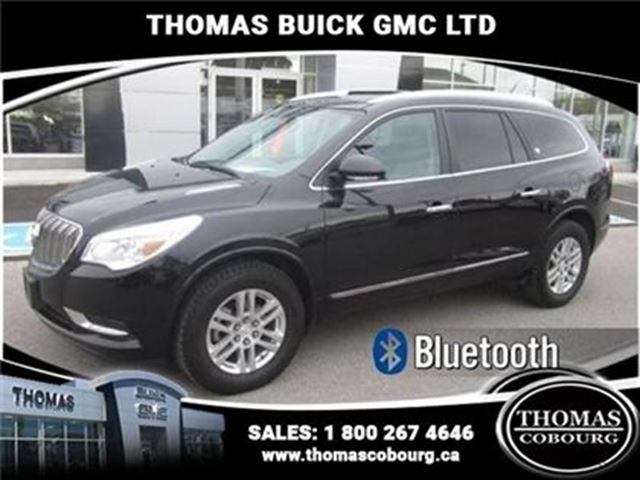 2014 BUICK ENCLAVE Convenience  - Certified - Bluetooth - Fog Lights in Cobourg, Ontario