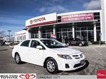 2011 Toyota Corolla 4-Door Sedan CE 4A *Auto*,Low Ks, Power Options. G in Bolton, Ontario