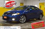 2012 Honda Civic Si 6 SPD NAVIGATION SUNROOF in Ottawa, Ontario