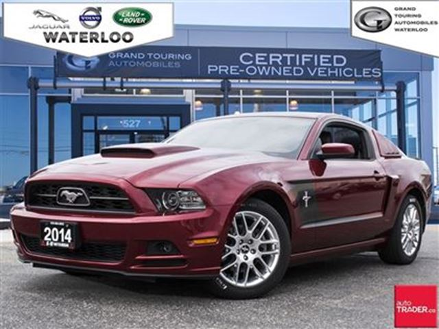2014 ford mustang coupe premium waterloo ontario used car for sale. Cars Review. Best American Auto & Cars Review