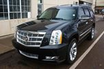 2013 Cadillac Escalade AWD PLATINUM BLACK ON BLACK FINANCE AVAILABLE in Edmonton, Alberta
