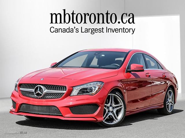 2016 mercedes benz cla250 4matic coupe jupiter red mercedes benz etobicoke. Black Bedroom Furniture Sets. Home Design Ideas