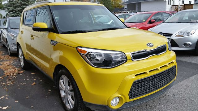 2015 kia soul ex kingston ontario used car for sale. Black Bedroom Furniture Sets. Home Design Ideas