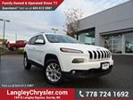 2014 Jeep Cherokee North W/ REAR-VIEW CAMERA & MULTIPLE TERRAIN OPTIONS in Surrey, British Columbia