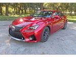 2015 Lexus RC F V8 COUPE w/Performance Pkge. ~ Premier Listing in Mississauga, Ontario