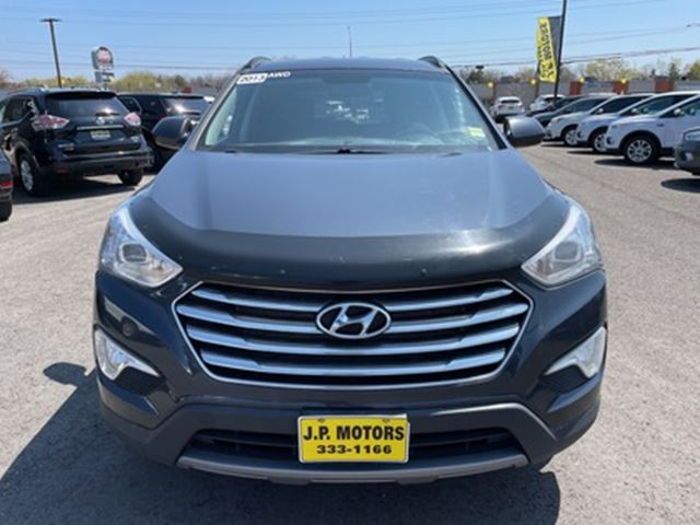2013 hyundai santa fe luxury v6 third row seating awd burlington ontario used car for sale. Black Bedroom Furniture Sets. Home Design Ideas