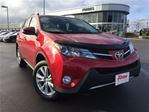 2013 Toyota RAV4 LIMITED, LEATHER, SUNROOF, AWD in Waterloo, Ontario