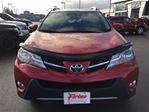 2013 Toyota RAV4 LIMITED, LEATHER, SUNROOF, AWD in Waterloo, Ontario image 2