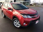 2013 Toyota RAV4 LIMITED, LEATHER, SUNROOF, AWD in Waterloo, Ontario image 9