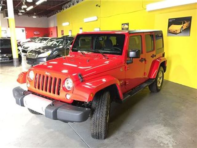 2015 jeep wrangler unlimited sahara toronto ontario used car for. Cars Review. Best American Auto & Cars Review