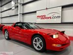 2004 Chevrolet Corvette Torch Red Automatic Polished Wheels Canadian Car in St George Brant, Ontario