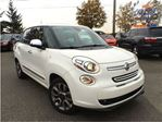2015 Fiat 500L Lounge**HEATED SEATS**PANORAMIC SUNROOF** in Mississauga, Ontario