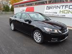 2013 Honda Accord EX-L V6 4dr Sedan in Brantford, Ontario