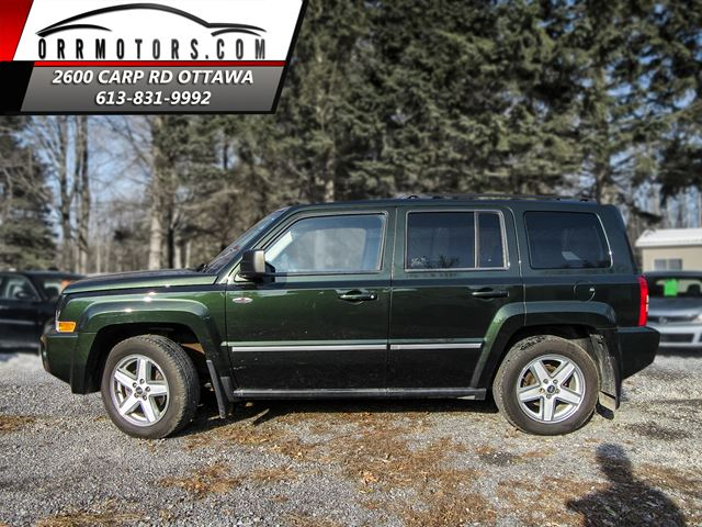 2010 jeep patriot 4 x 4 north edition stittsville. Black Bedroom Furniture Sets. Home Design Ideas
