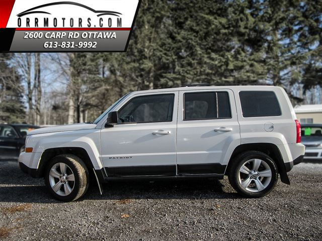 used 2011 jeep patriot 4x4 north edition ottawa. Black Bedroom Furniture Sets. Home Design Ideas