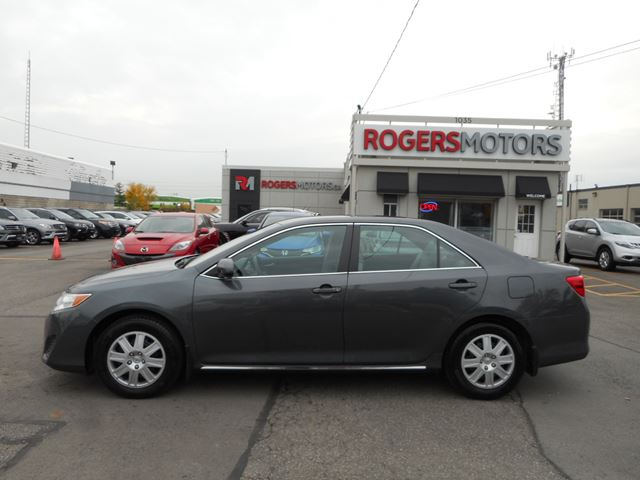 2012 Toyota Camry Le Bluetooth Power Pkg Gray Rogers