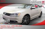 2013 Volkswagen Jetta Highline *CUIR + MAGS + TOIT OUVRANT* in Terrebonne, Quebec