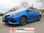 2016 Scion iM           in Whitby, Ontario