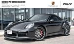 2014 Porsche 911 Turbo Cabriolet PDK in Woodbridge, Ontario