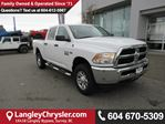 2014 Dodge RAM 2500 ST W/ TOW PACKAGE & POWER ACCESSORIES in Surrey, British Columbia