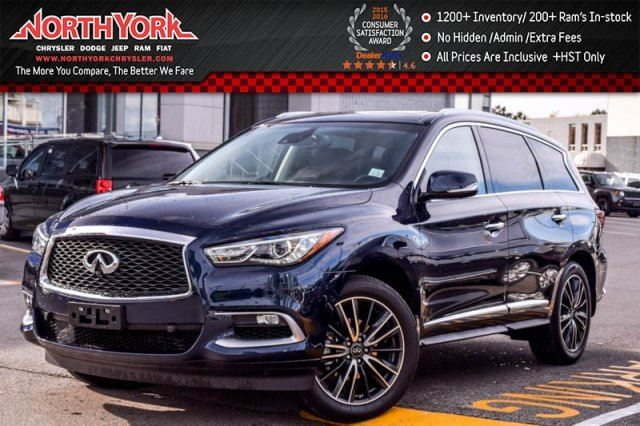 2016 infiniti qx60 base thornhill ontario used car for sale 2630286. Black Bedroom Furniture Sets. Home Design Ideas