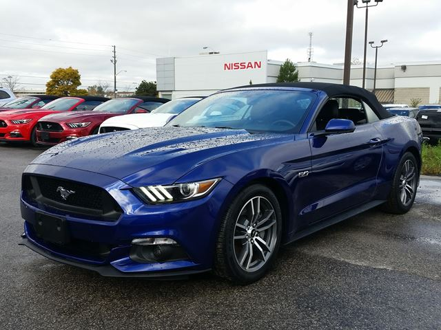 2016 ford mustang gt premium scarborough ontario used car for sale 2629770. Black Bedroom Furniture Sets. Home Design Ideas