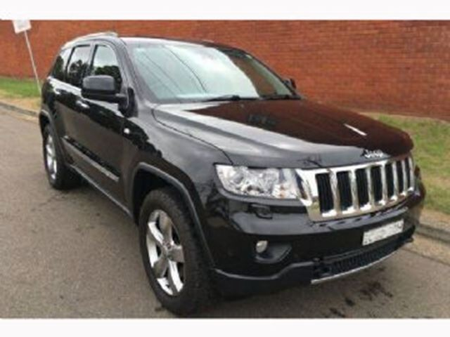 White Jeep Grand Cherokee For Sale Carmax >> Jeep Grand Cherokee Overland Black Wheels