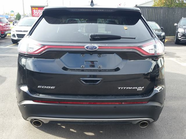 2015 ford edge titanium georgetown ontario used car for sale 2630402. Black Bedroom Furniture Sets. Home Design Ideas