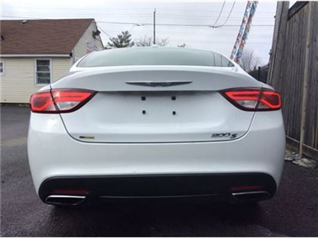 2015 Chrysler 200 S Ottawa Ontario Used Car For Sale