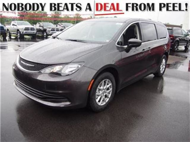 2017 chrysler pacifica brand new pacifica b up cam only 34 995 mississauga ontario car. Black Bedroom Furniture Sets. Home Design Ideas