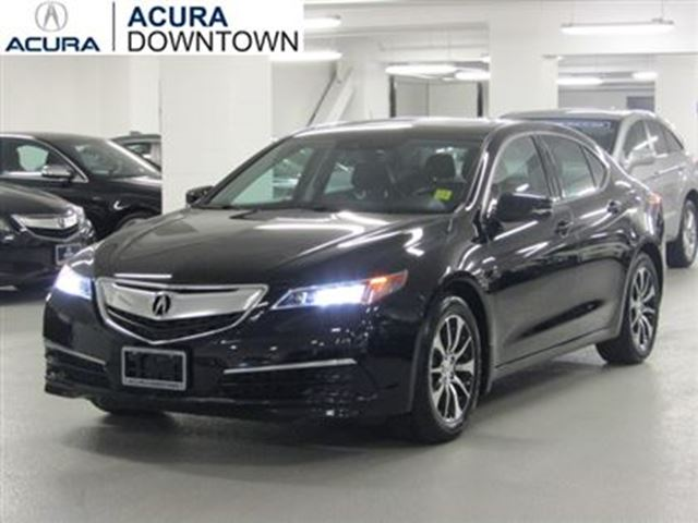 2015 acura tlx tech no accident acura certified 7yr warranty toronto ontario used car for. Black Bedroom Furniture Sets. Home Design Ideas