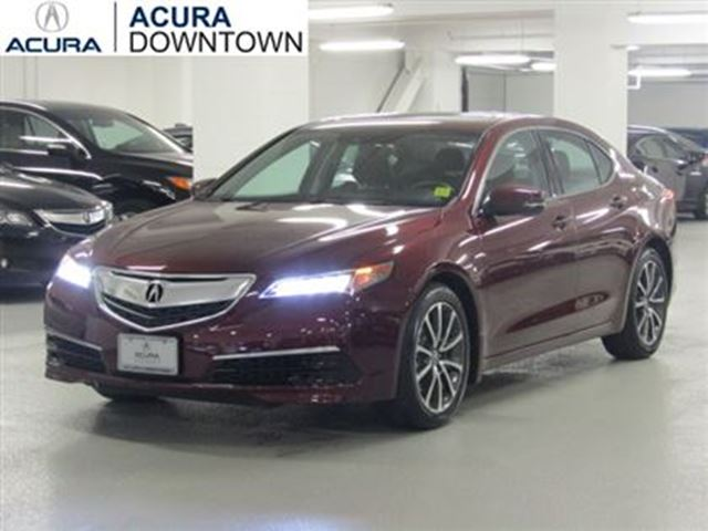 2015 acura tlx v6 tech no accident acura certified 7yr warranty r toronto ontario used car. Black Bedroom Furniture Sets. Home Design Ideas