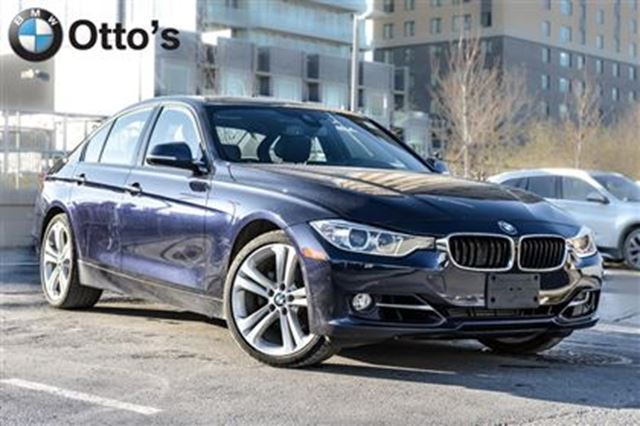 2014 bmw 3 series 328 i xdrive sedan sport line ottawa ontario used. Cars Review. Best American Auto & Cars Review