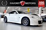 2006 Nissan 350Z Performance Coupe   MANUAL   WORK 18-INCH RIMS in Toronto, Ontario