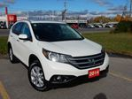 2014 Honda CR-V Touring 4dr AWD - LEATHER,EXTENDED WARRANTY,GPS! in Belleville, Ontario