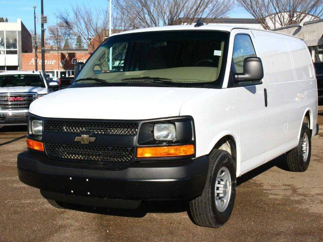 2016 Chevrolet Express CARGO VAN POWER GROUP FINANCE AVAILABLE in Edmonton, Alberta