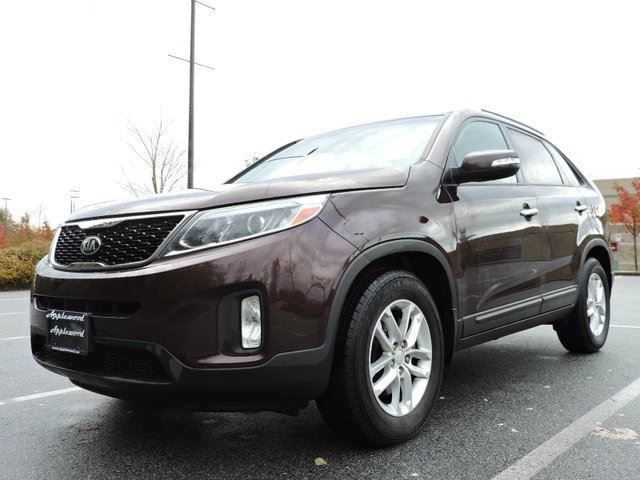 2015 kia sorento certified pre owned finance from 0 9 surrey british columbia used car for. Black Bedroom Furniture Sets. Home Design Ideas