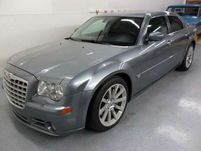 2006 CHRYSLER 300 SRT8 4dr Rear-wheel Drive Sedan in St Albert, Alberta
