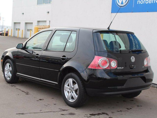 2009 Volkswagen City Golf 2 0 Edmonton Alberta Used Car