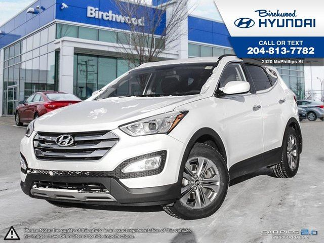 2013 hyundai santa fe 2 0t premium winnipeg manitoba used car for sale 2630647. Black Bedroom Furniture Sets. Home Design Ideas