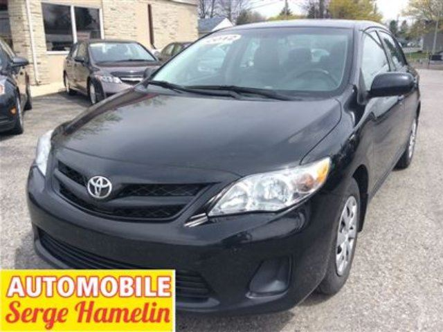 2012 Toyota Corolla automatique air in Chateauguay, Quebec