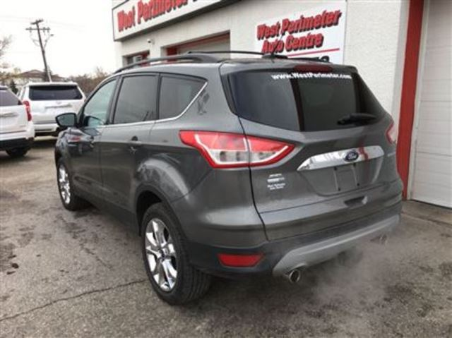 2013 ford escape sel all wheel drive winnipeg manitoba used car for sale 2630947. Black Bedroom Furniture Sets. Home Design Ideas