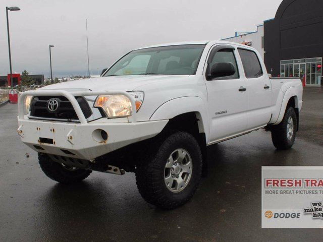 2012 toyota tacoma sr5 double cab lift kit automatic. Black Bedroom Furniture Sets. Home Design Ideas